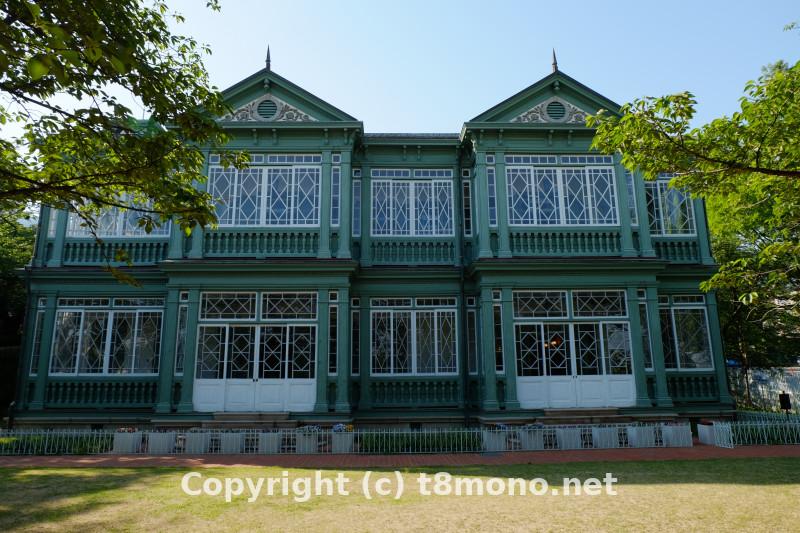 旧ハンター住宅(旧所在  兵庫県神戸市生田区北野町)