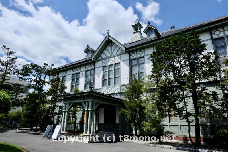 奈良女子大学(旧奈良女子高等師範学校)