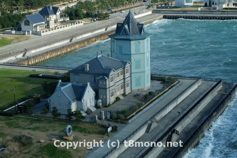 移情閣の建物画像