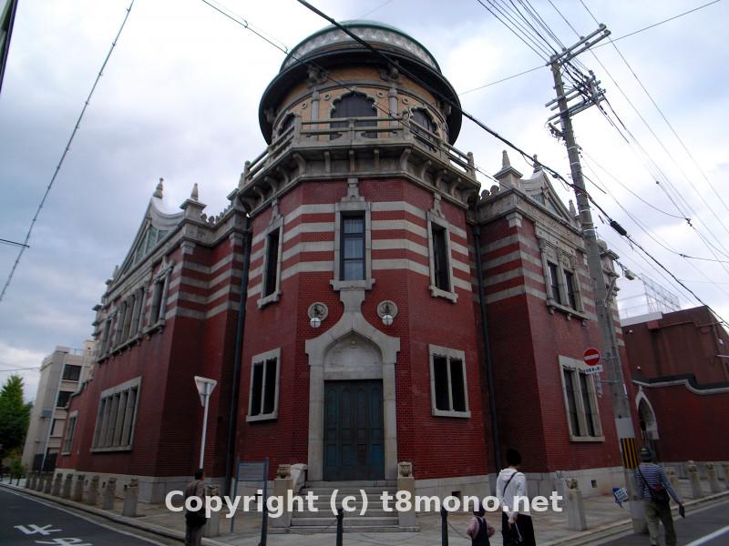 旧真宗信徒生命保険株式会社本館(本願寺伝道院)