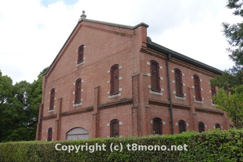 姫路市立美術館(旧第十師団兵器庫)