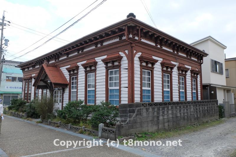 北泉家住宅主屋(旧上野警察署庁舎)