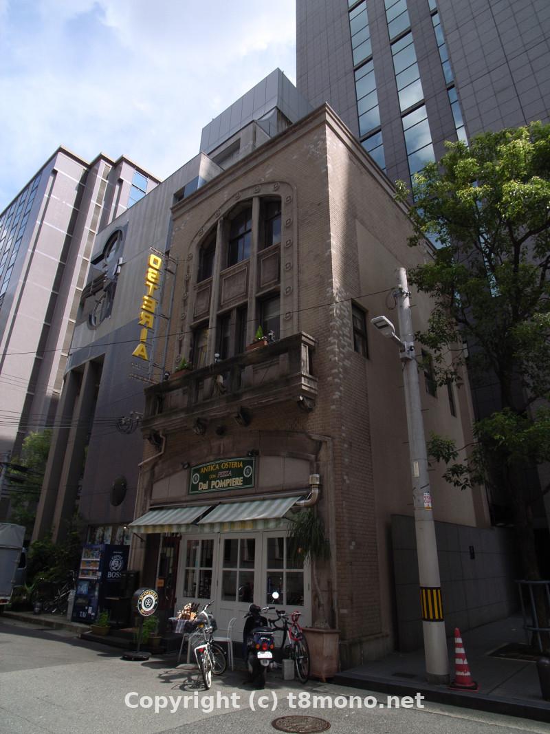 旧大阪市中央消防署今橋出張所(今橋ビルヂング)