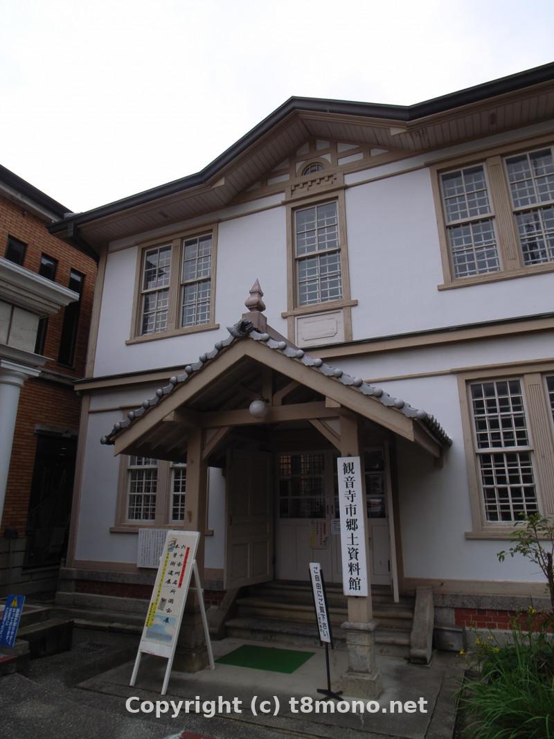 観音寺市郷土資料館本館(旧三豊郡農会農事試験場)