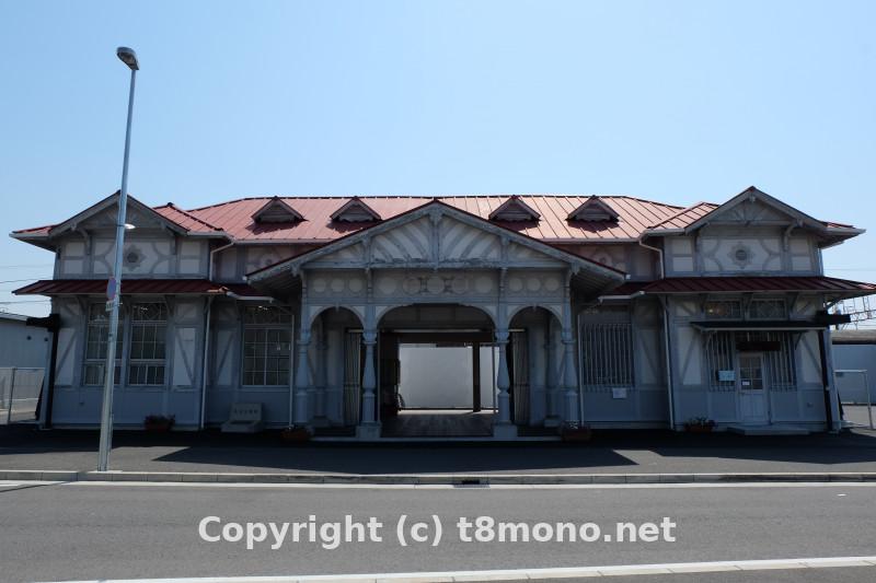 南海電気鉄道南海本線浜寺公園駅駅舎