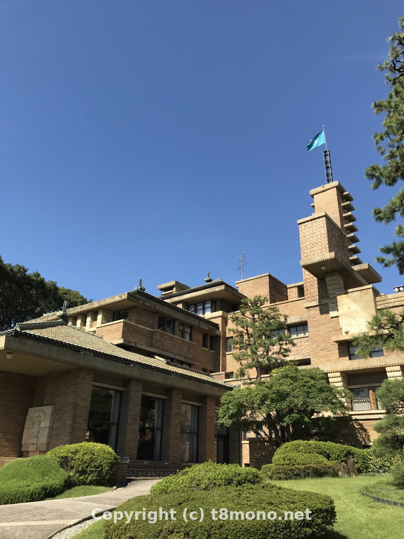 武庫川女子大学甲子園会館(旧甲子園ホテル)