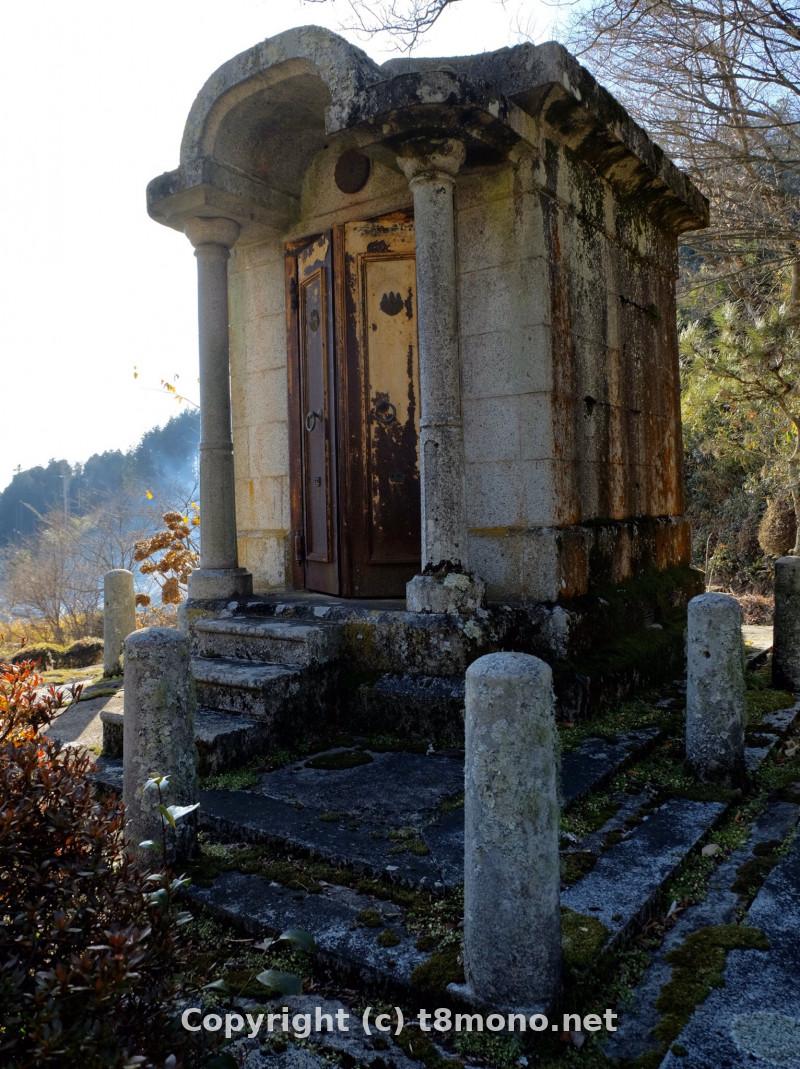普光寺観音堂(旧大田尋常高等小学校奉安殿)の建物画像