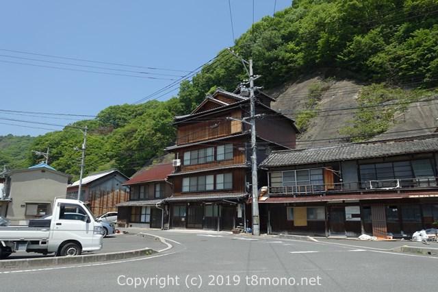 【瀬戸内海】遊郭跡も残る大崎上島の木江をまち歩き