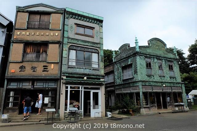 江戸東京たてもの園をゆく第1回「看板建築好きが泣いて喜ぶ東ゾーン」
